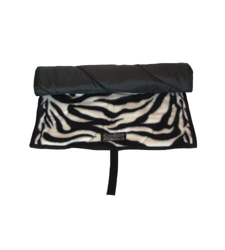 Baby Massage Gift Set Zebra Mat