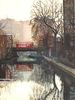 Hertford Union Canal from Skew Bridge (x1)